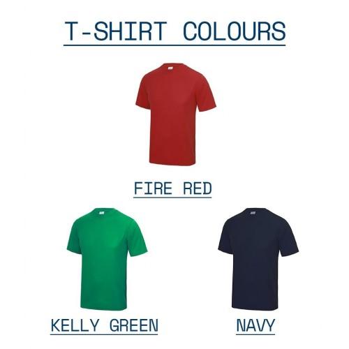 Mens Cool Fit T-Shirt