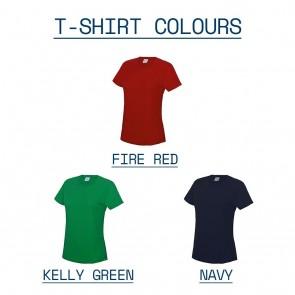 Ladies Cool Fit T-Shirt